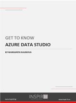 GET TO KNOW AZURE DATA STUDIO
